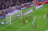 پنالتی جنجالی مسی در بازی با سلتاویگو