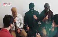 نماهنگ سیلی محکم ایران به تروریستها