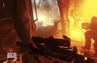 گیم پلی Call of Duty Infinite Warfare-4