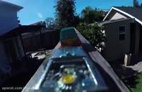 خلق صحنه های مسابقه و انفجار با ماشین های اسباب بازی