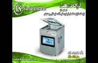 انواع دستگاههای وکیوم و سیل محصول کیان صنعت اصفهان