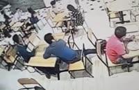 دزدی ماهرانه 2-ضبظ شده توسط دوربین مدار بسته