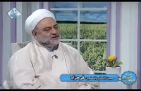 کلیپ حجت الاسلام فرحزاد در مورد صابرین در روز قیامت