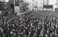 مداحی حاج محمود کریمی در داخل قبر شهید مدافع حرم