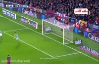 خلاصه بازی بارسلونا - رئال بتیس (4-0)