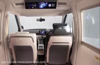 تاکسی جدید تویوتا برای بازار ژاپن