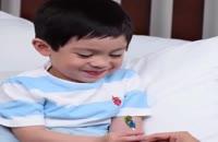 کلیپ های اینستاگرامی - آموزش های جالب 41 (بهترین شیوه برای ظرف غذا و غذا دادن به کودکان)