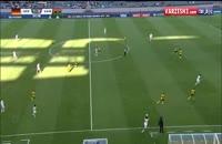 کلیپ گلهای بازی دو تیم فوتبال آلمان و وانواتو در جام جهانی زیر بیست سال
