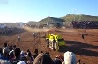 تصادف ماشین مسابقه ۲۰ کشته داد.