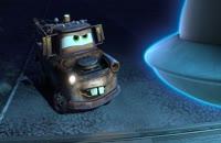 قسمت ماتر و سفینه فضایی کارتون ماشین ها - فان سایت