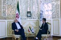 مصاحبه جدید دانشجویی با دکتر محمدجواد ظریف