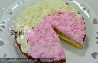 طرز تهیه کیک ساده وانیلی