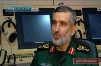 گزارشی از شليک موشکهای سپاه به مقر تروريستها در ديرالزور سوريه