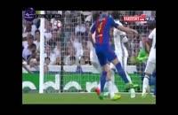 برد شیرین بارسلونا مقابل رئال مادرید