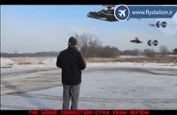 کوادکوپتر سایما Syma X8SW با ارسال زنده تصویر  ایستگاه پرواز