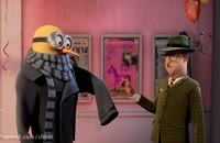 انیمیشن «من نفرت انگیز» و مینیون ها
