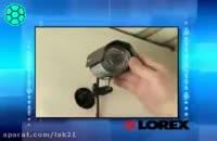 پروژه آموزشی نصب دوربین مداربسته