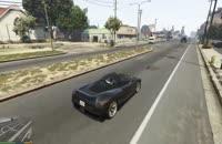 سرعت 387 کیلومتر در بازی ویدئویی دزدی ماشین