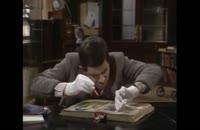 مستر بین قسمت 15 - Mr Bean Extras - Library & Bus Stop