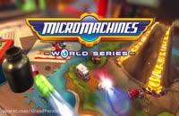 تریلر رسمی بازی Micro Machines World Series