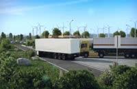 سوئد بزرگراه برقی را برای کامیونها آزمایش میکند