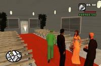 مد عروسی ایرانی برای جی تی ای5