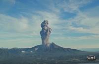 فورانهاي شگفت انگيز آتشفشان 1