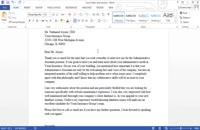 آموزش تصویری Wordمقدماتی تا پیشرفته(۳)