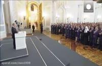 سخنان  ولادیمیر پوتین هیچ کس نمی تواند از نظر نظامی در مقابل روسیه بایستد.