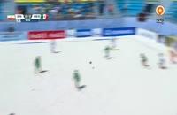 ویدئو فوتبال ساحلی ایران-مکزیک