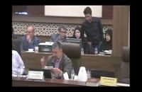 مهندس محمد حق نگر  در تاریخ 11 مرداد 95 صحن علنی شورا