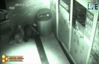 دزد شبکه cctv (مسافر زمان)