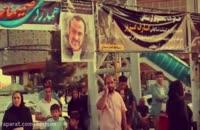 سخنان  مهران مدیری در مراسم هفتمین روز درگذشت عارف لرستانی