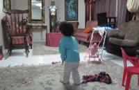رقص زیبای کودک مشهدی-تینا