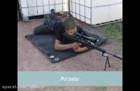 بررسی اسلحه Teste Gunpower SSS