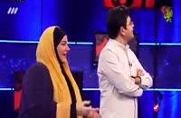 مسخره کردن وزن نعیمه نظام دوست توسط فرزاد حسنی
