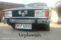 LOWCAR تنظیم ارتفاع خودرو telegram .me/airphoenix