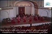 آموزش موسیقی و رقص آذربایجانی موسسه سامان علوی در تهران و اورمیه60