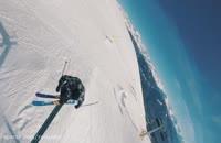 فیلم برداری از آسمان با با پرتاب دوربین گوپرو