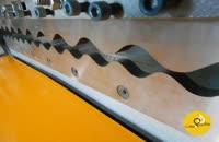 دستگاه سینوسی-تیغه کرکره- طرح سفال- عرشه فولادی- دامپاطولی- ذوزنقه- ورق شیروانی-09128663250 مارکویی
