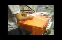 دستگاه بسته بندی پک ظروف غذا 09156135955