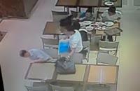 دزدی ماهرانه 1- ضبظ شده توسط دوربین مدار بسته