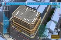 برنامه ریزی پنج بعدی یک پروژه برای تخریب ساختمان