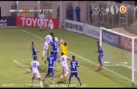 فوتبال-اس خوزستان 1 - الهلال 2