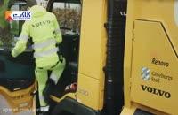 خودروی حمل زباله بصورت اتوماتیک