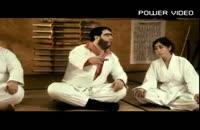 رجب ایودیک در کلاس کاراته
