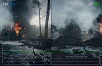 مقایسه عملکرد Battlefield 1 / رسانه تصویری وی گذر