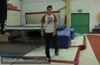 آموزش ورزش پاکور بصورت ویدیویی