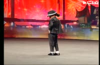 مایکل جکسون نه ساله