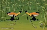 قسمت دزد ذرت کارتون پلنگ صورتی - فان سایت